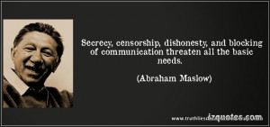 Quotes Responsibility Truth Lies Deception And Coverups