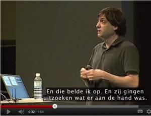 Dan Ariely: Keuze architectuur (1.54 minuten)