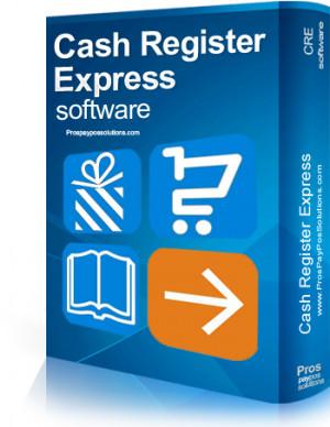 Cash Register Express Pos