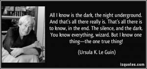 More Ursula K. Le Guin Quotes