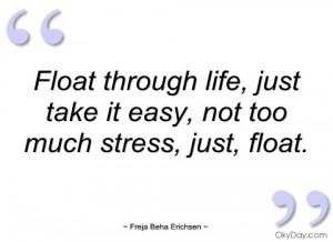 float through life freja beha erichsen