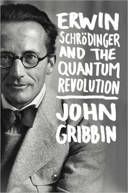Cover of John Gribbin's Schrodinger bio, from Barnes and Noble web ...