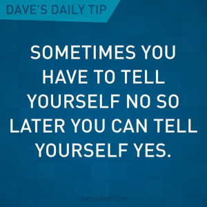 Dave Ramsey Quote-