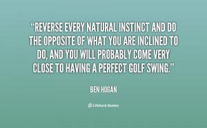 Ben Hogan 39 s Five Lessons