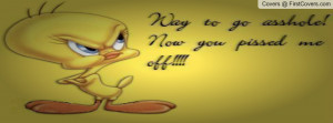 Tweety Bird Profile Facebook Covers