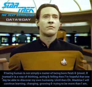 Quotes Star Trek ~ deviantART: More Like Star Trek The Next ...