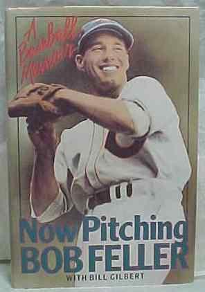 bob feller quotes catcher