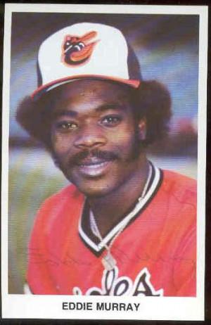 Eddie Murray Baseball Cards