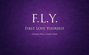 First Love Yourself by kamyar-infinity