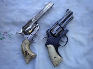 to patton s guns as i ll ever get i m tempted to make a patton replica ...