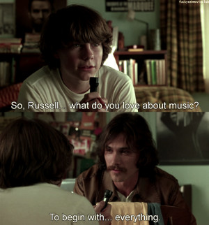 Top 26 amazing pictures about 2000 film Almost Famous quotes