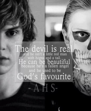 All time favorite American Horror Story quote.