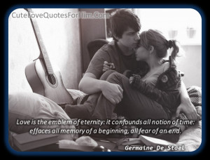 Cute Love Quotes For Him #32