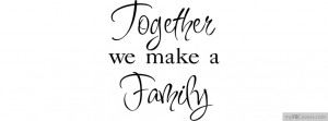 Family Quotes And Sayings For Facebook