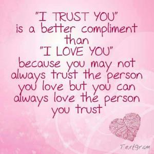 true and trust love quotes