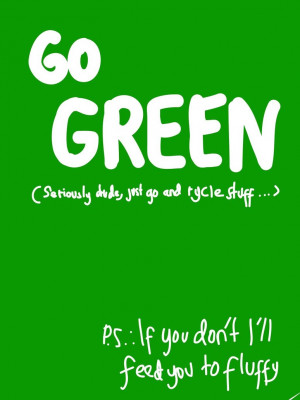 Environmental Quotes Filed under environment