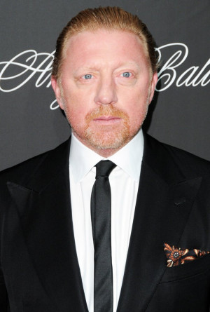 Boris Becker Pictures