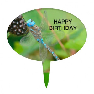 Happy Birthday Dragonfly