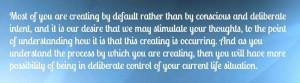 Abraham Hicks Quotes - Deliberate Intent