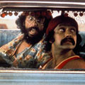 Oh man, totally stoned Cheech and Chong soundboard Artie Lange ...