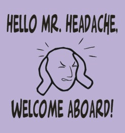 hello mr headache funny and amusing