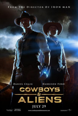 Cowboys & Aliens ( hollywood movie )