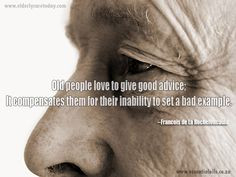 Elderly Care Today Quotes