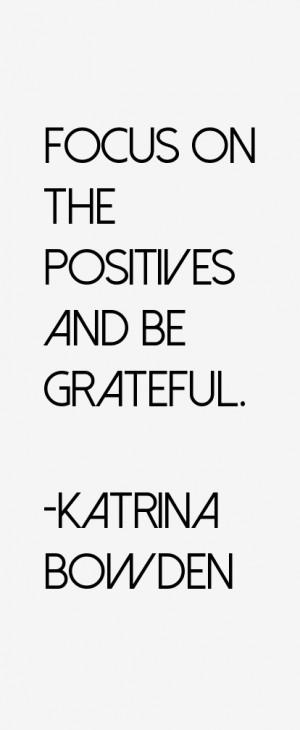 Katrina Bowden Quotes amp Sayings