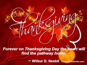 Happy Thanksgiving Phrases, Quotes, Sayings 2014