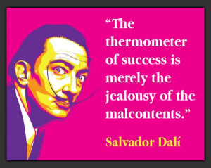 Salvador Dali quotes
