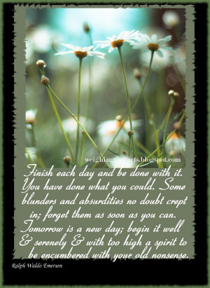 Recovery Quote Of The Week: February 23, 2011