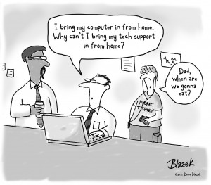 IT support is an essential part of your business systems. Why?