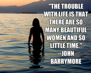 John barrymore quotes and sayings