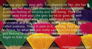 Top Quotes About Love Turns To Hate