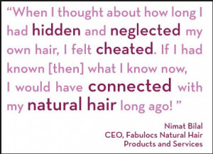 quotes about natural hair | natural+hair
