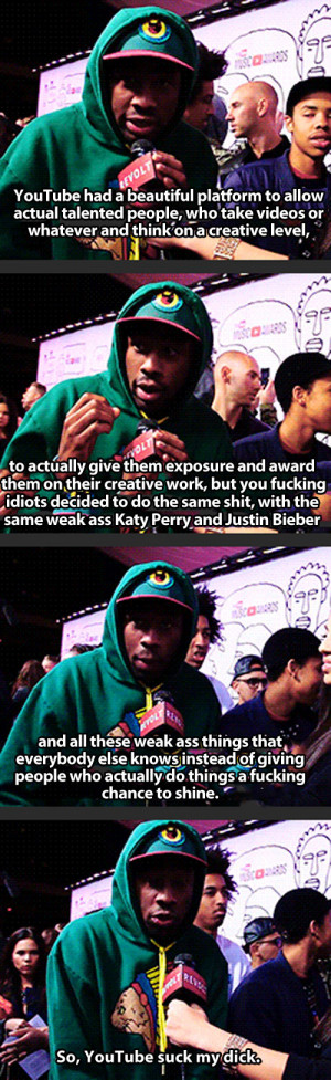 Tyler The Creator Quotes Do What Makes You Happy