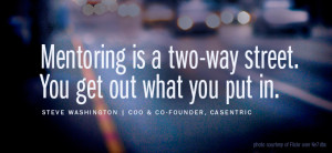quotes about mentoring