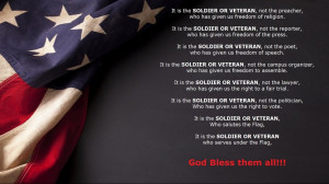Free Veterans Day Quotes To Honor And Say Thank You