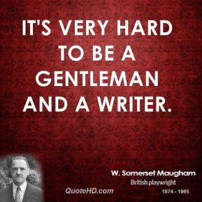 More W Somerset Maugham Quotes