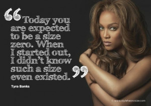 Tyra Banks - 7 Quotes about Body Confidence from Your Favorite ...