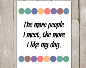 Cute Dog Adoption Sayings Instant download, funny dog