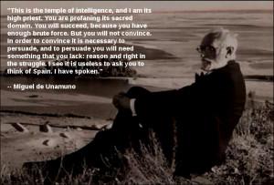 Miguel de Unamuno motivational inspirational love life quotes ...