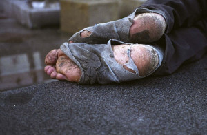 The Role of Poverty in Homelessness