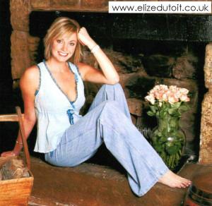 Home »» South Africa »» Television Actress »» Elize du Toit