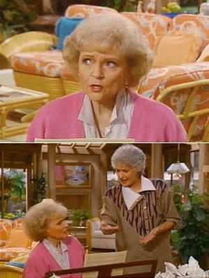 The Golden Girls, Bea Arthur, ...   Season 2, episode 6: ''Family ...