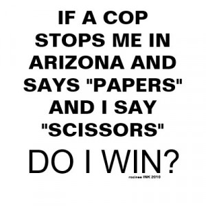 funny laws. Funny Arizona Immigration Laws