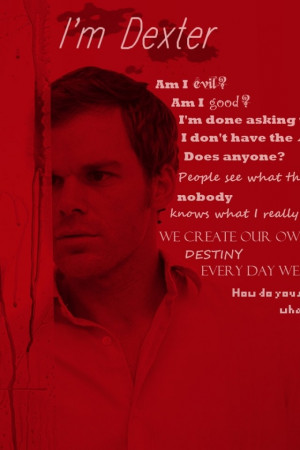 dexter quotes wallpaper