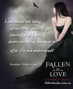 Fallen Series by Lauren Kate More