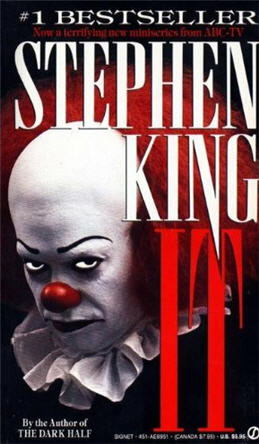 What is the scariest book by stephen king