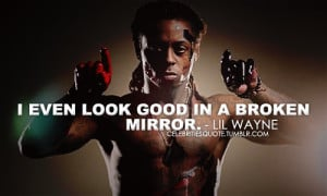 Famous lil wayne quotes sayings i listen to her heartbeat